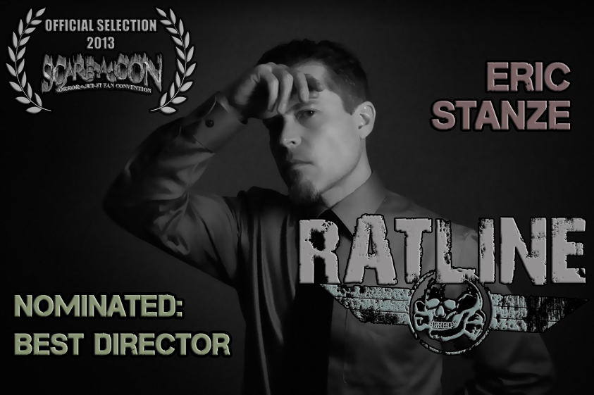 RATLINE - Best Director nomination