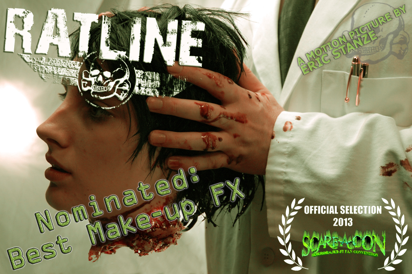 RATLINE - Best Make-up FX nomination