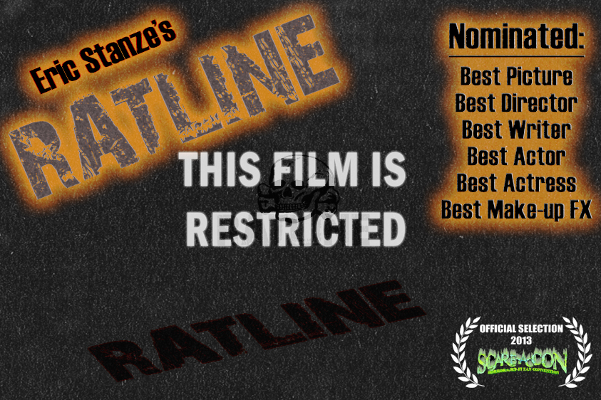 RATLINE - Scare-A-Con Nominations