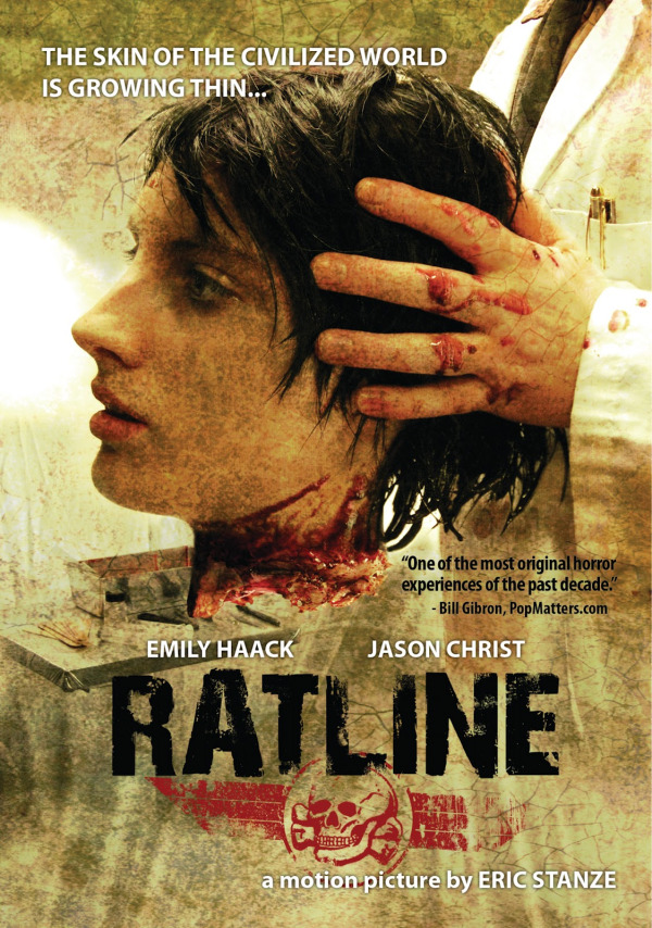 RATLINE cover - Horror Society review