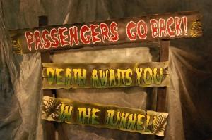 Passengers Go Back