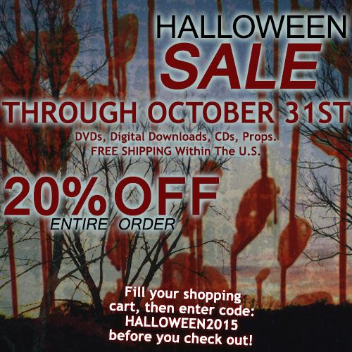 Halloween Sale 2015 Newsfeed Image
