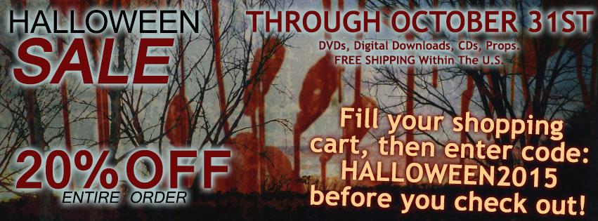 Halloween Sale 2015 WPC webstore banner