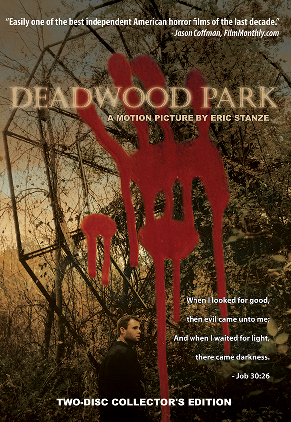 deadwood park dvd