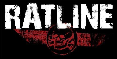 RATLINE black logo