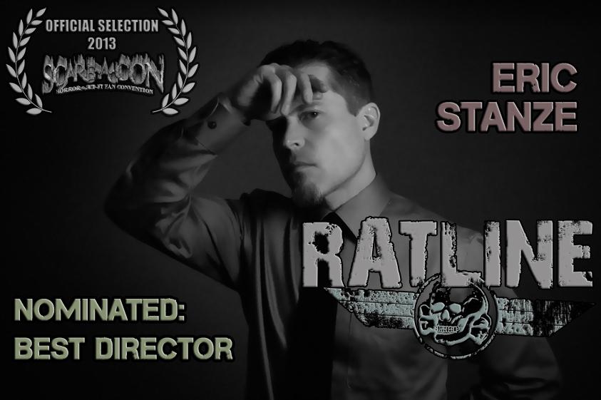 RATLINE - Best Director nomination