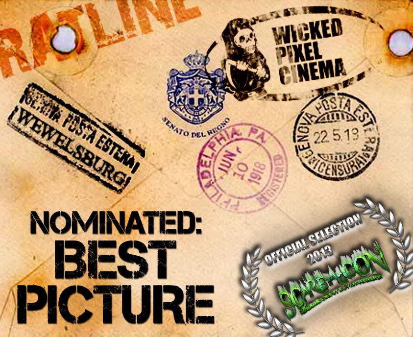 RATLINE - Best Picture nomination