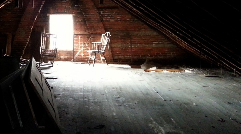 Dec 14 2014 Location Scout Hermann Attic PROD JOURNAL