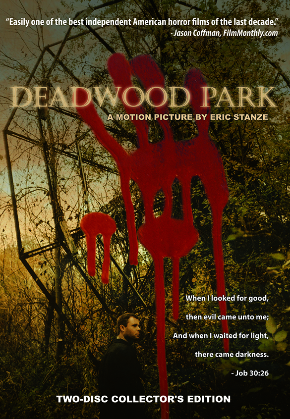 Smaller Merged DEADWOOD PARK ToeTag DVD Cover